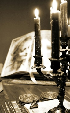 candles candlestick book