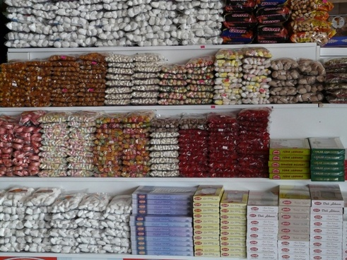 candy hand made sweets treat