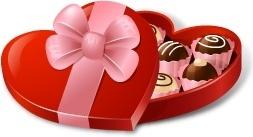 CandyBox HeartShaped
