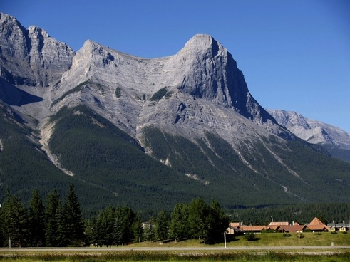 canmore city town