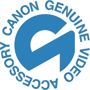 canon genuine video accessory