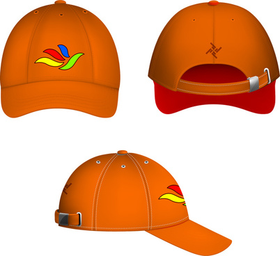 Blank Cap Template Free Vector Download 16062 For
