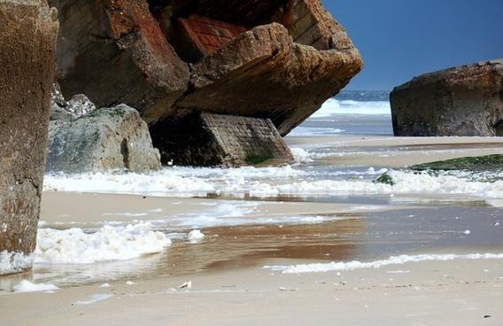 capbreton sea beach