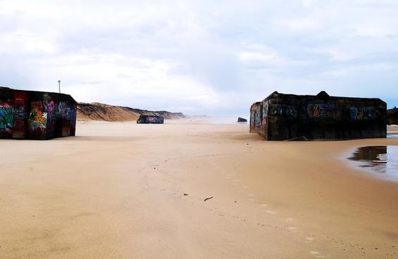 capbreton sea bunker