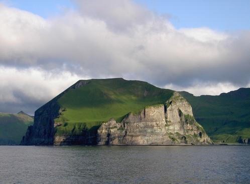 cape lutkes alaska mountains