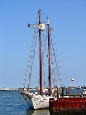 cape may new jersey schooner
