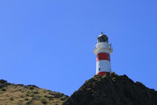 cape palliser lighthouse lighthouse new zealand