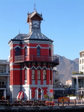 cape town south africa architecture