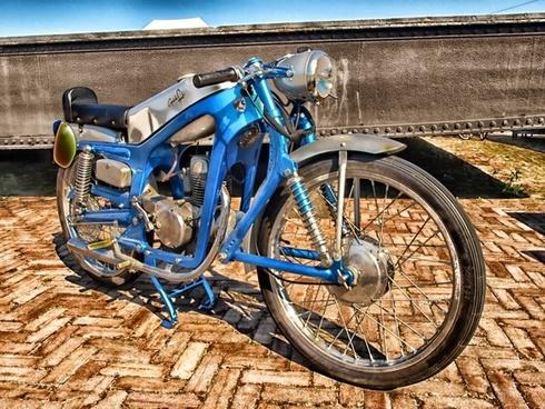 capriola sport motorcycle cycle
