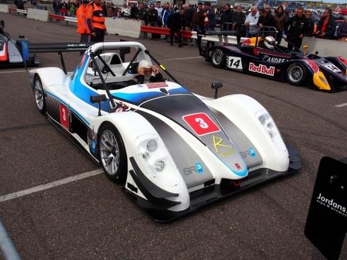 car automobile race