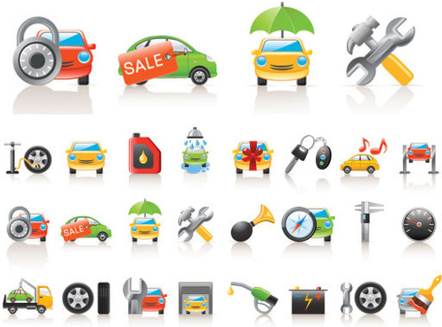 car icon vector vector