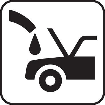 Car Oil And Maintainance clip art