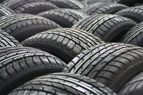 car tyres wheel band