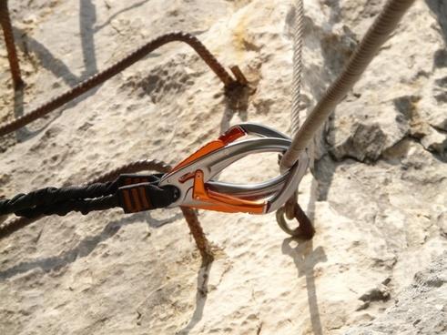 carbine rope hook