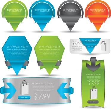 card label notes roll angle vector