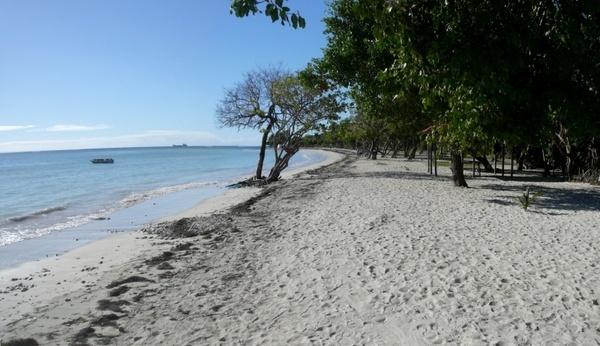 caribbean guadeloupe beach