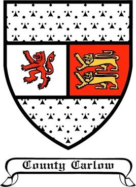 carlow crest