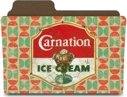 Carnation ice cream you scream