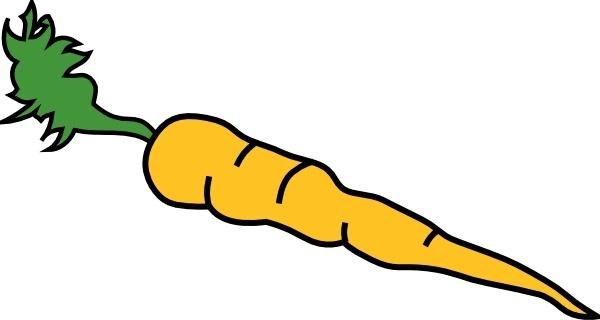Carrot clip art