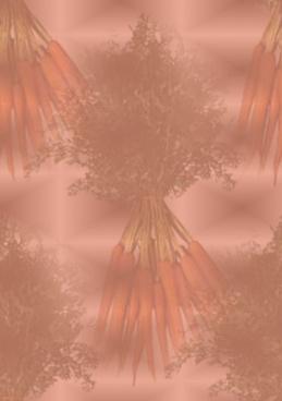carrot waffle tile