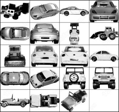 cars and jeep brush