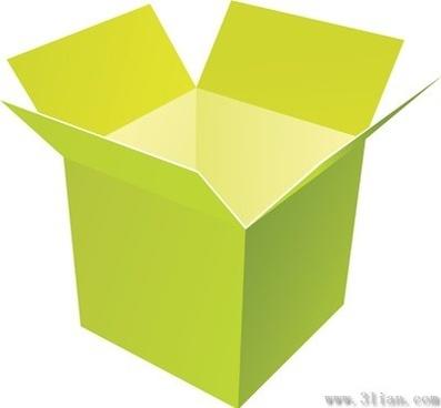 carton icons vector