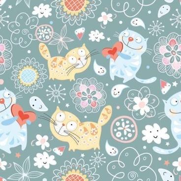Animal Print Seamless Pattern Free Vector Download 28 857
