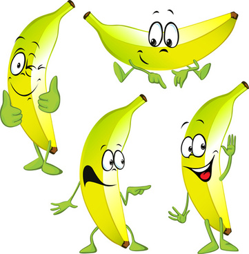 Banana Free Vector Download 228 Free Vector For Commercial Use