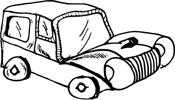 Kancil Car Clip Art Top View Model Free Vector Download 219583