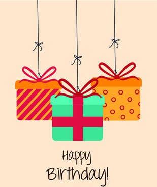 Happy Birthday Greeting Cards Kids Free Vector Download 17107 Free