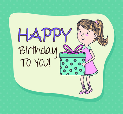 Birthday Greeting Cards Images Free Vector Download 13758 Free