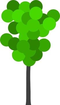 Cartoon Tree clip art