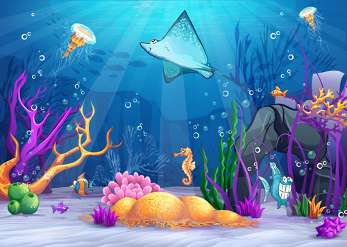 Free Underwater Cliparts, Download Free Clip Art, Free Clip Art on Clipart  Library