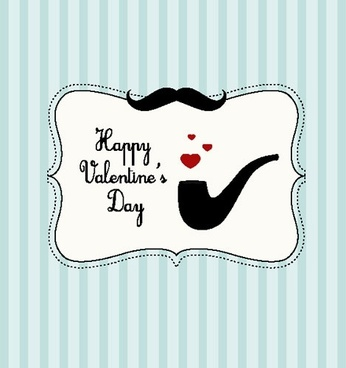 cartoon valentine illustrator 04 vector