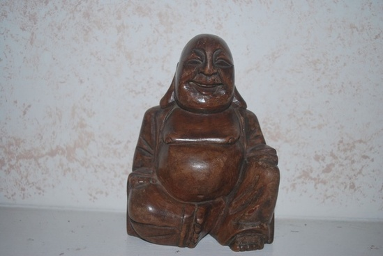 carved figurine