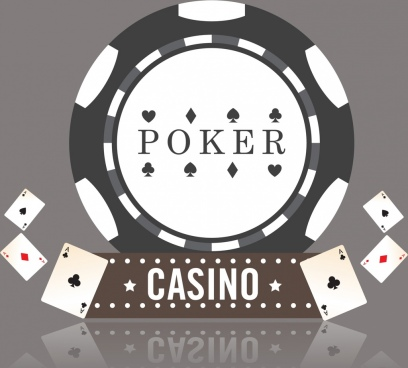 casino background shiny 3d design grey round decoration
