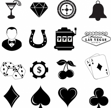 Casino/Gambling Icons
