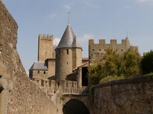 castle closed building