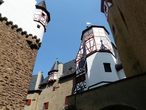 castle eltz castle knight's castle