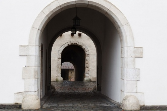 castle gateways