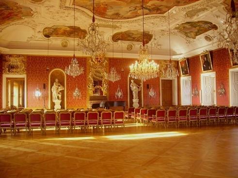 castle interior architecture