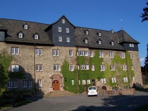 castle lauterbach upper hesse