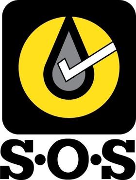 Caterpillar SOS logo