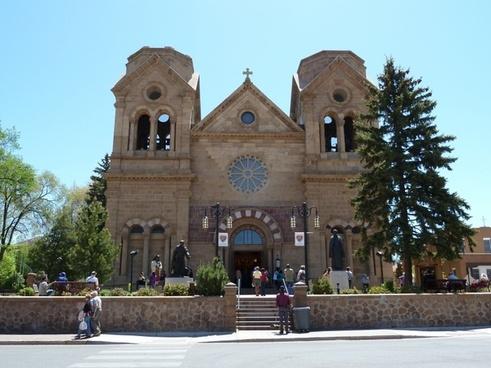 cathedral of basilica church basilica