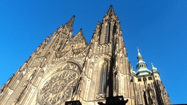 cathedral prague