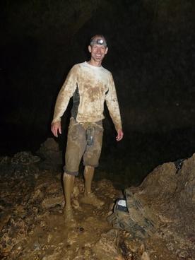 cavers speleology fun
