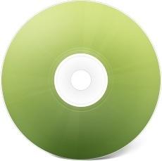 CD avant vert