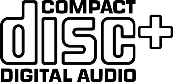 digital audio compact disc logo free vector download (70,733 free