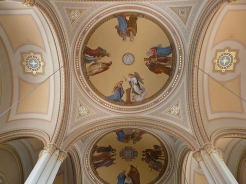 ceiling ceiling painting cover painting