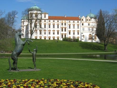 celle germany castle